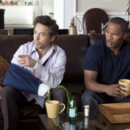 Stichtag / Robert Downey Jr. / Jamie Foxx Poster