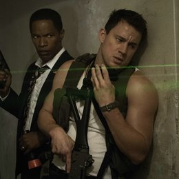 White House Down / Jamie Foxx / Channing Tatum Poster