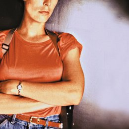 Blue Steel / Jamie Lee Curtis Poster