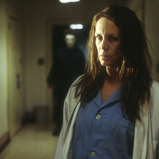 Halloween: Resurrection / Jamie Lee Curtis Poster