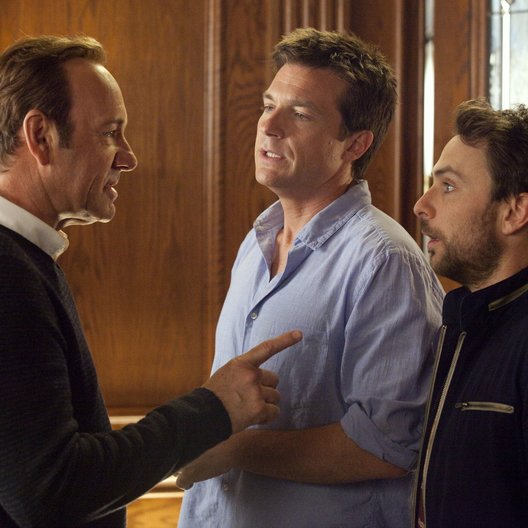 Kill the Boss / Horrible Bosses / Kevin Spacey / Jason Bateman / Charlie Day Poster