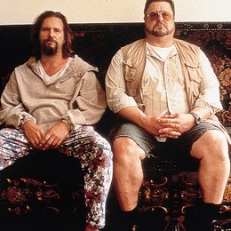 Big Lebowski, The / Jeff Bridges / John Goodman Poster