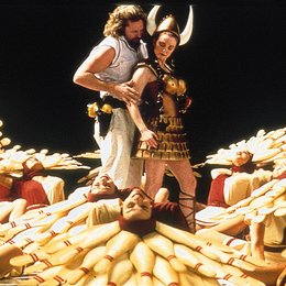 Big Lebowski, The / Jeff Bridges / Julianne Moore Poster
