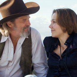 Crazy Heart / Jeff Bridges / Maggie Gyllenhaal Poster