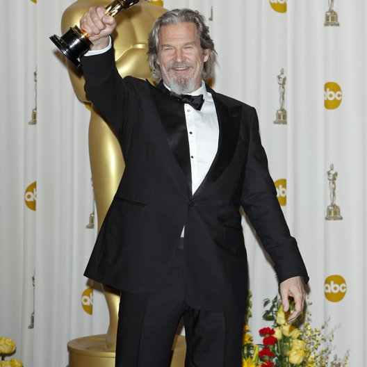 "Jeff Bridges / Oscar 2010 / 82th Annual Academy Awards / Bester männlicher Hauptdarsteller ""Crazy Heart"" Poster"