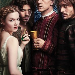 Borgias - Sex. Macht. Mord. Amen. (2. Staffel), Die / David Oakes / François Arnaud / Holliday Grainger / Jeremy Irons Poster