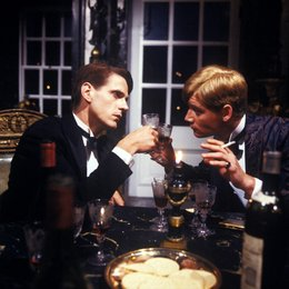 Wiedersehen mit Brideshead / Jeremy Irons / Anthony Andrews Poster