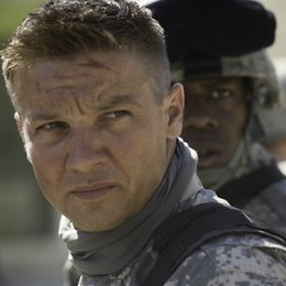 Tödliches Kommando - The Hurt Locker / Jeremy Renner Poster