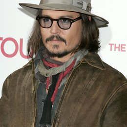 Johnny Depp / Filmpremiere The Tourist Poster