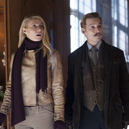 Mortdecai - Der Teilzeitgauner / Gwyneth Paltrow / Johnny Depp Poster