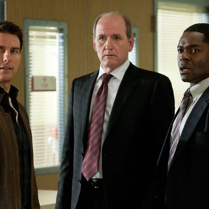 Jack Reacher / Tom Cruise / Richard Jenkins / David Oyelowo Poster