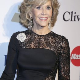 Fonda, Jane / Clive Davis Pre-Grammy Party 2015 Poster