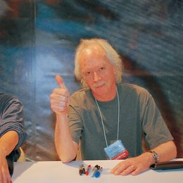 E3 Los Angeles 2002 / John Carpenter Poster