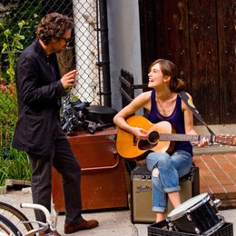 Begin Again / Can a Song Save Your Life? / Mark Ruffalo / Keira Knightley Poster
