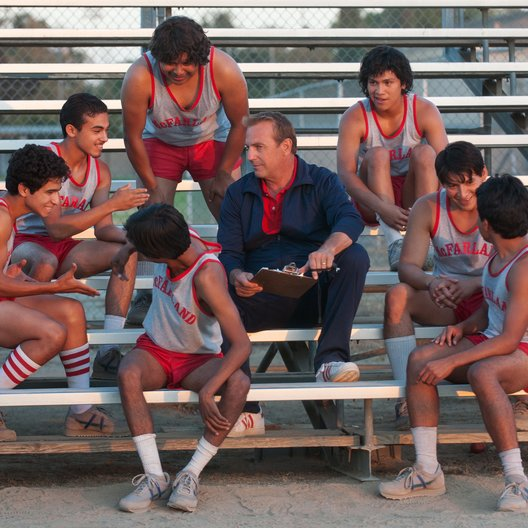 City of McFarland / Kevin Costner Poster