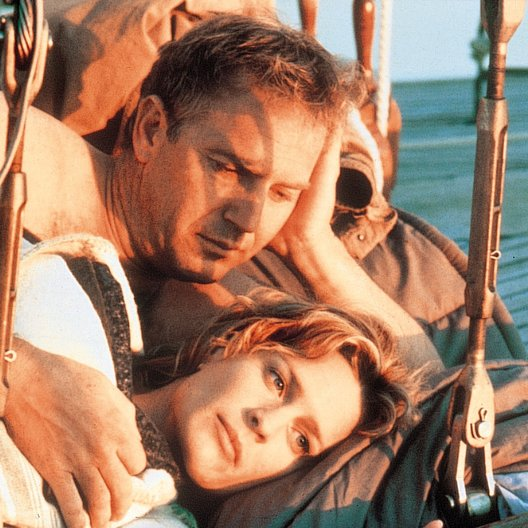 Message in a Bottle / Kevin Costner / Robin Wright Penn Poster