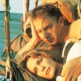 Message in a Bottle / Robin Wright Penn / Kevin Costner Poster