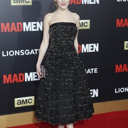 "Shipka, Kiernan / AMC Celebration der finalen 7. Staffel von ""Mad Men"", Los Angeles Poster"