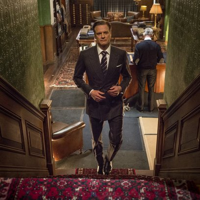 Kingsman: The Secret Service / Colin Firth Poster
