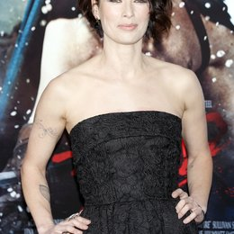 "Lena Headey / Filmpremiere ""300: Rise of an Empire"" Poster"