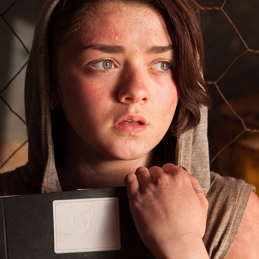 Heatstroke - Mörderische Steppe / Maisie Williams Poster