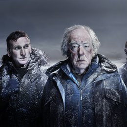 Fortitude / Michael Gambon / Stanley Tucci / Christopher Eccleston / Sofie Gråbøl Poster