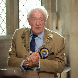 The Casual Vacancy, The / Michael Gambon Poster