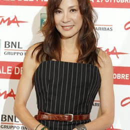 Michelle Yeoh / 6. Filmfest Rom 2011 Poster