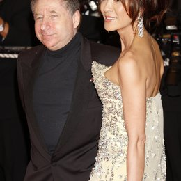 Todt, Jean / Michelle Yeoh / 61. Filmfestival Cannes 2008 Poster