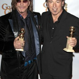 Rourke, Mickey / Springsteen, Bruce / 66th Golden Globe Awards 2009, Los Angeles Poster