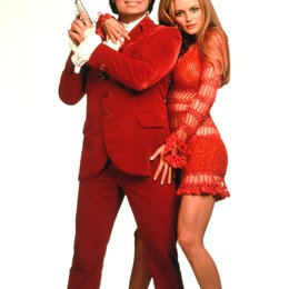 Austin Powers - Spion in geheimer Missionarsstellung / Mike Myers / Heather Graham Poster