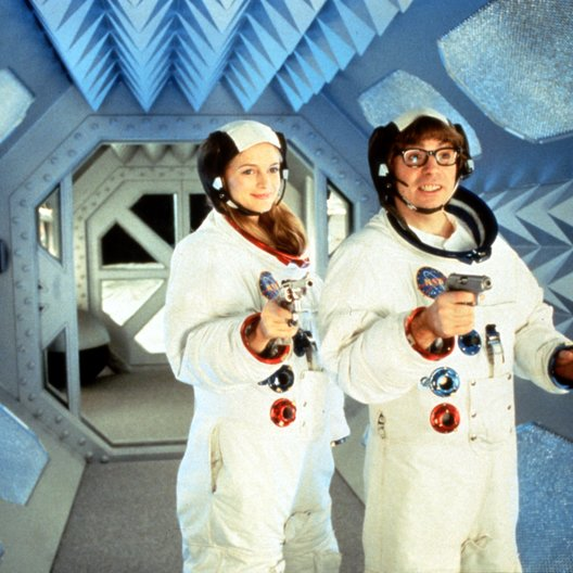 Austin Powers - Spion in geheimer Missionarsstellung / Heather Graham / Mike Myers Poster