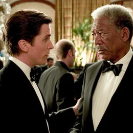 Batman Begins / Christian Bale / Morgan Freeman Poster