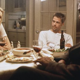 Sieben / Brad Pitt / Morgan Freeman / Gwyneth Paltrow Poster