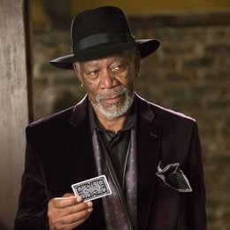 Unfassbaren - Now You See Me, Die / Morgan Freeman Poster