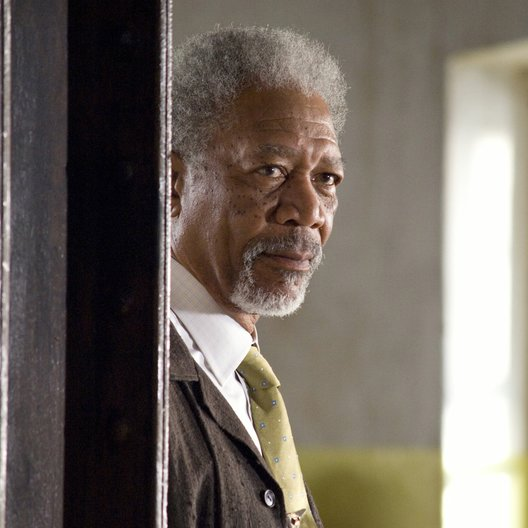 Wanted / Morgan Freeman Poster