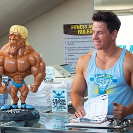 Pain & Gain / Mark Wahlberg Poster