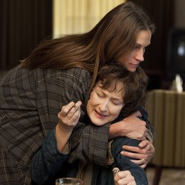Im August in Osage County / Julia Roberts / Meryl Streep Poster