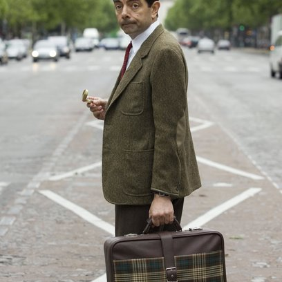 Mr. Bean macht Ferien / Rowan Atkinson / Bean - Der ultimative Katastrophenfilm / Mr. Bean macht Ferien Poster