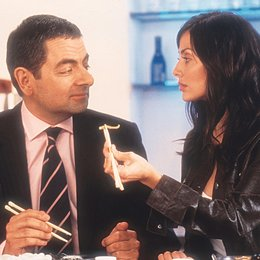 Johnny English / Rowan Atkinson / Natalie Imbruglia Poster