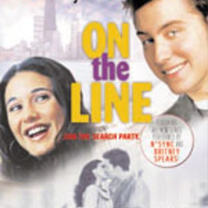On the Line Poster