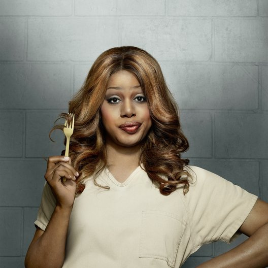 Orange Is the New Black - Die komplette zweite Staffel Poster