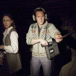 Conjuring - Die Heimsuchung / Conjuring, The / Vera Farmiga / Patrick Wilson Poster