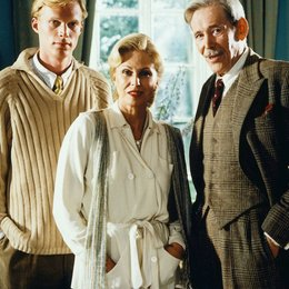 Rosamunde Pilcher: Heimkehr (ZDF / ORF) / Paul Bettany / Peter O'Toole / Joanna Lumley Poster
