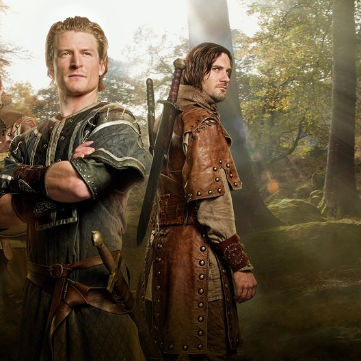 Camelot / Philip Winchester / Peter Mooney / Clive Standen Poster