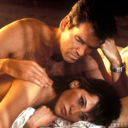 James Bond 007: Die Welt ist nicht genug / Pierce Brosnan / Sophie Marceau / World Is Not Enough, The Poster