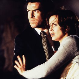 James Bond 007: Goldeneye / Pierce Brosnan / Izabella Scorupco Poster