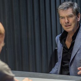 November Man, The / Pierce Brosnan Poster