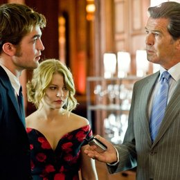 Remember Me / Robert Pattinson / Emilie de Ravin / Pierce Brosnan Poster