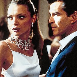 Thomas Crown Affäre, Die / Rene Russo / Pierce Brosnan Poster